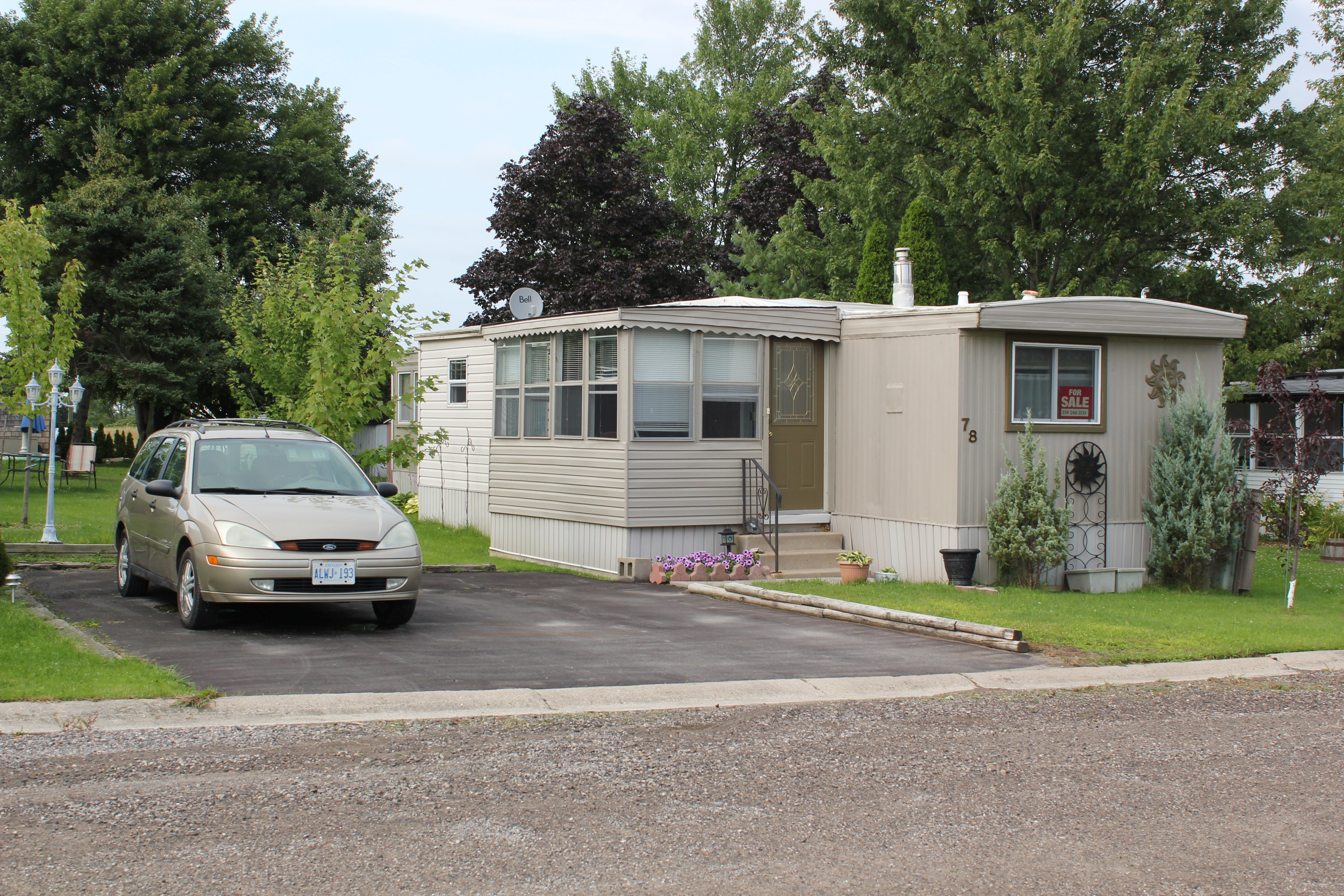 Homes for sale anthony 39 s mobile home park for Affordable home additions