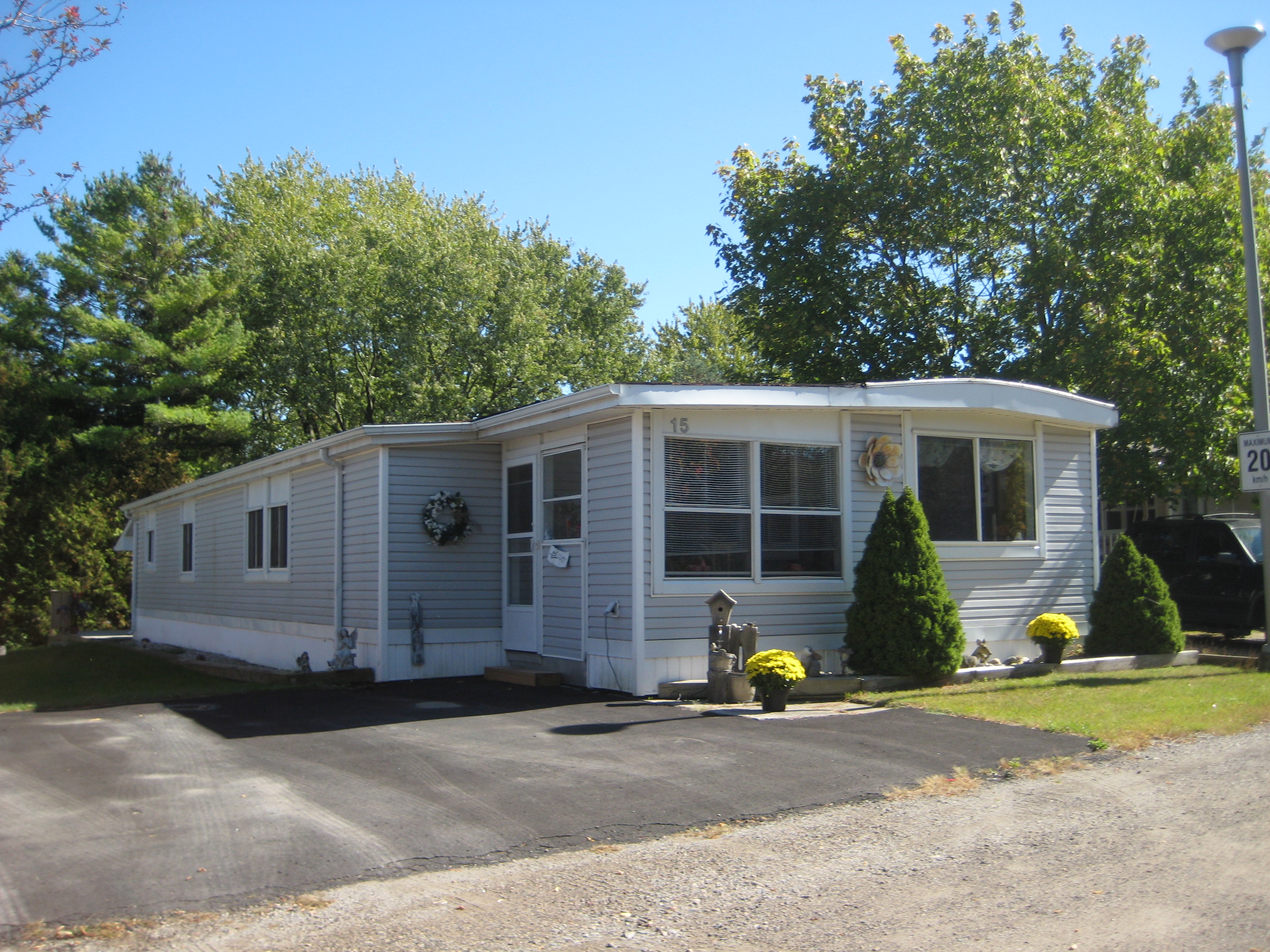Homes For Sale Anthony 39 S Mobile Home Park